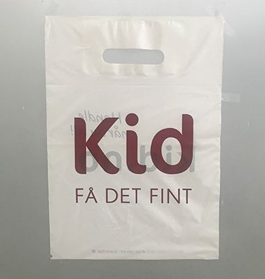 Túi có quai dán đệm